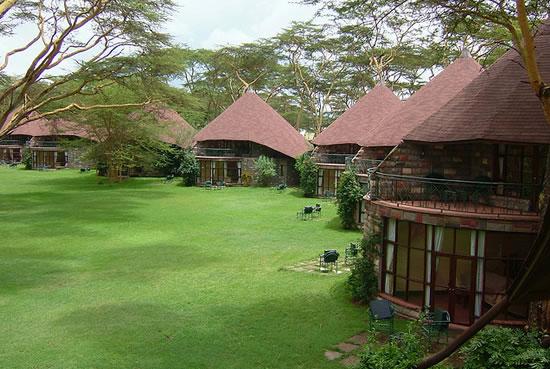 Lake Naivasha Sopa Lodge, Kenya